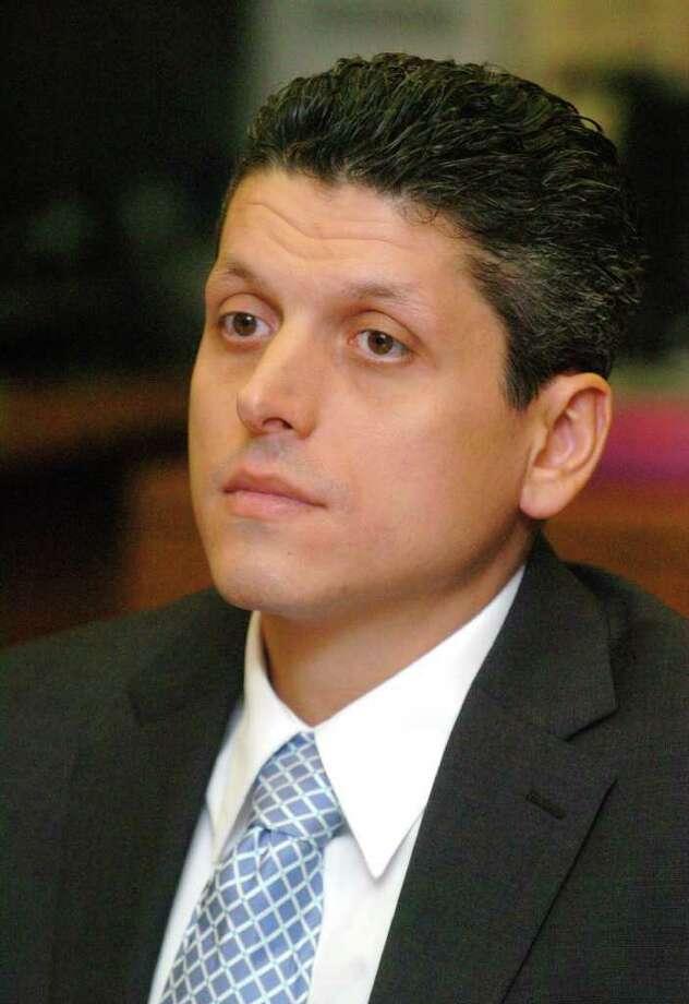 Marash Gojcaj Photo: File Photo/ Chris Ware, File Photo / The News-Times File Photo