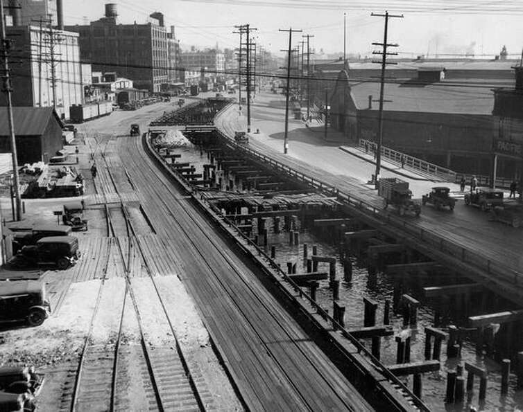 Alaskan Way, June 3, 1935.