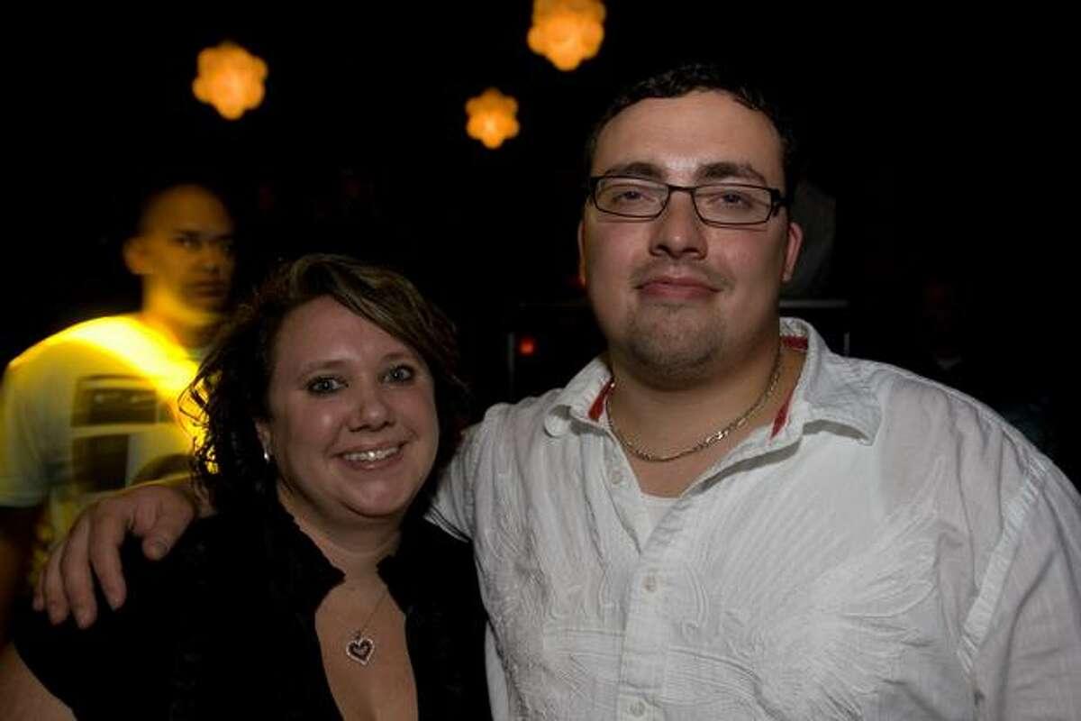 Spied at the Grandmaster Flash at Heaven Nightclub on Feb. 12, 2010. (Humberto Martínez / seattlepi.com)