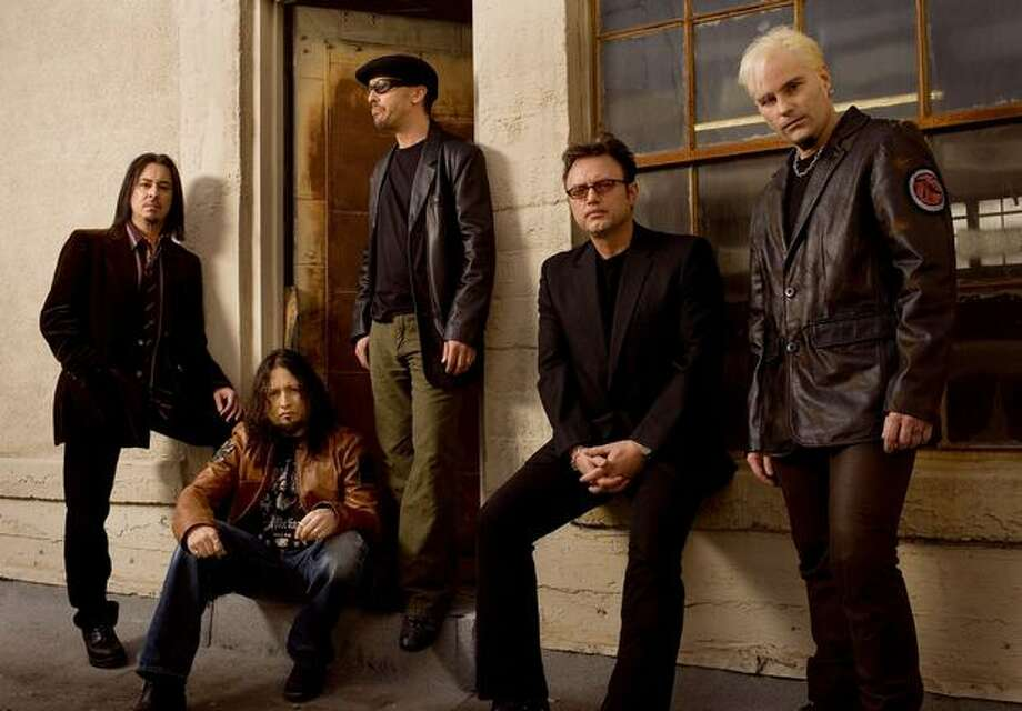 A 2007 Queensrÿche promotional photo. Photo: P-I File