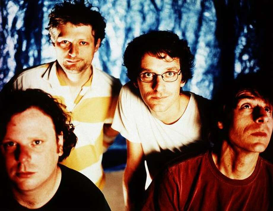 A Mudhoney publicity photo. Exact date unknown. Photo: P-I File