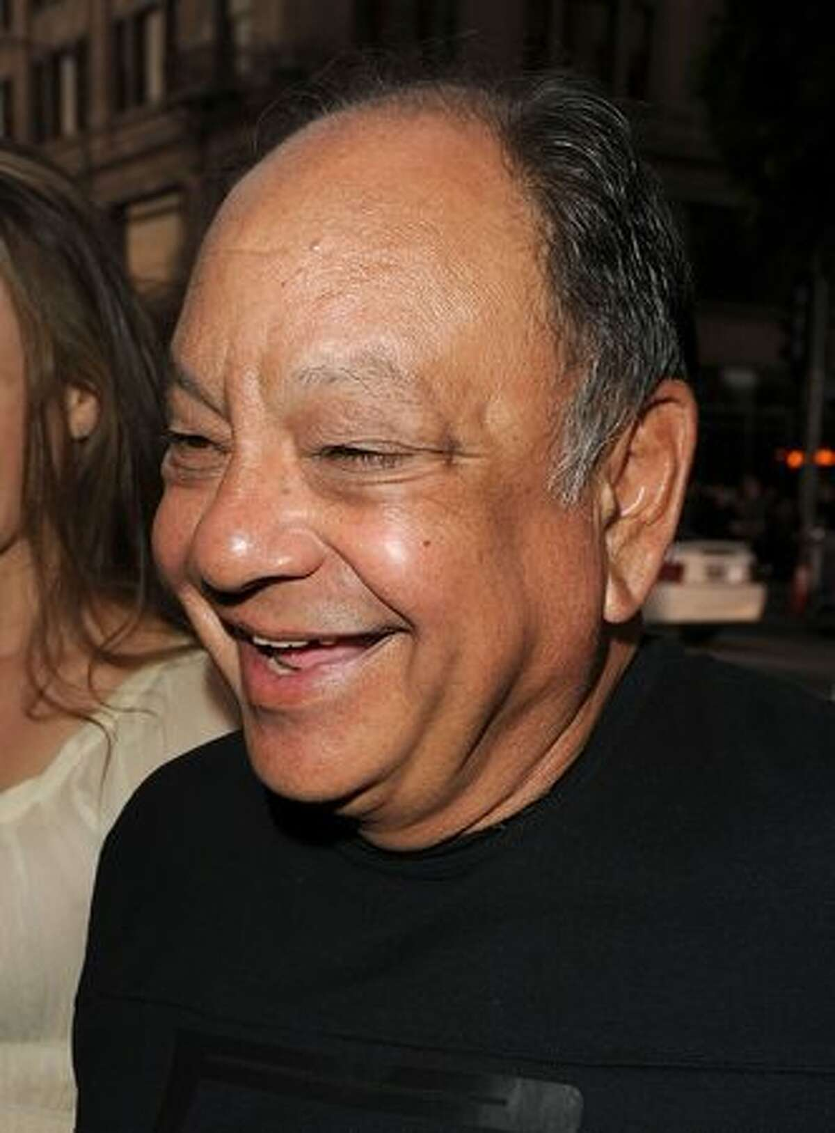 Actor Cheech Marin arrives at 20th Century Fox's screening of