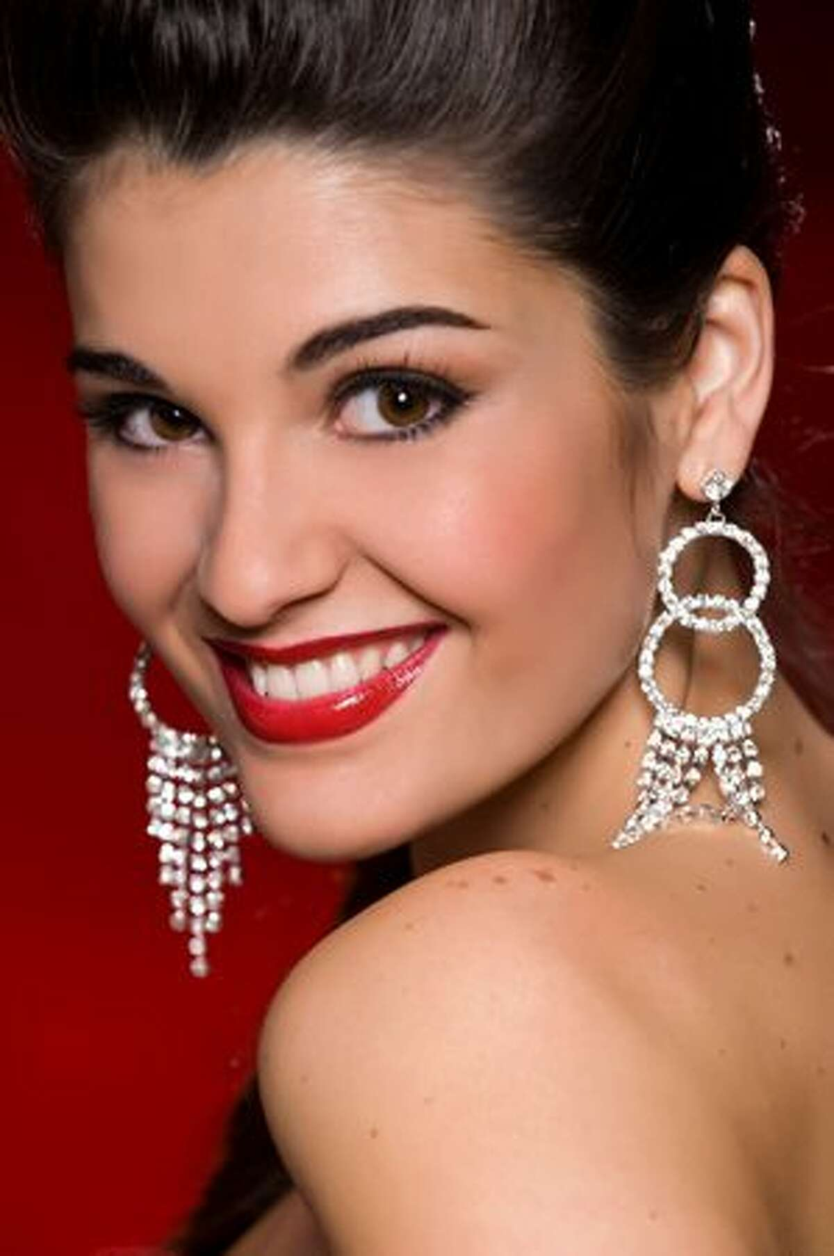 Yesica Di Vincenzo, Miss Argentina 2010.