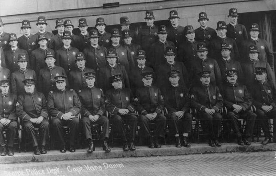 February 10, 1923. Photo: P-I File