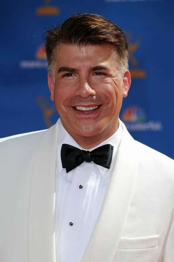 Actor Bryan Batt arrives. Photo: Getty Images