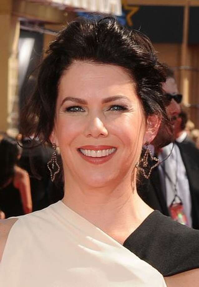 Actress Lauren Graham arrives. Photo: Getty Images