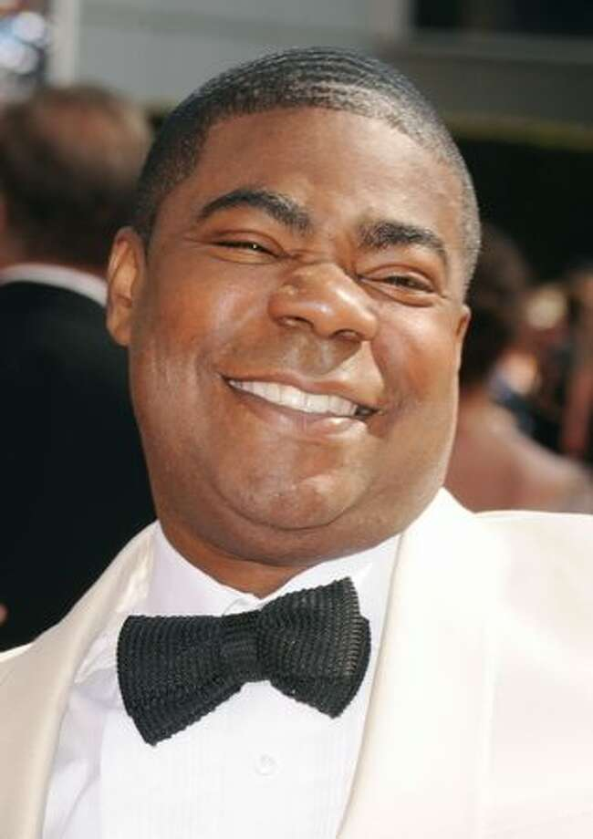 Actor Tracy Morgan arrives. Photo: Getty Images
