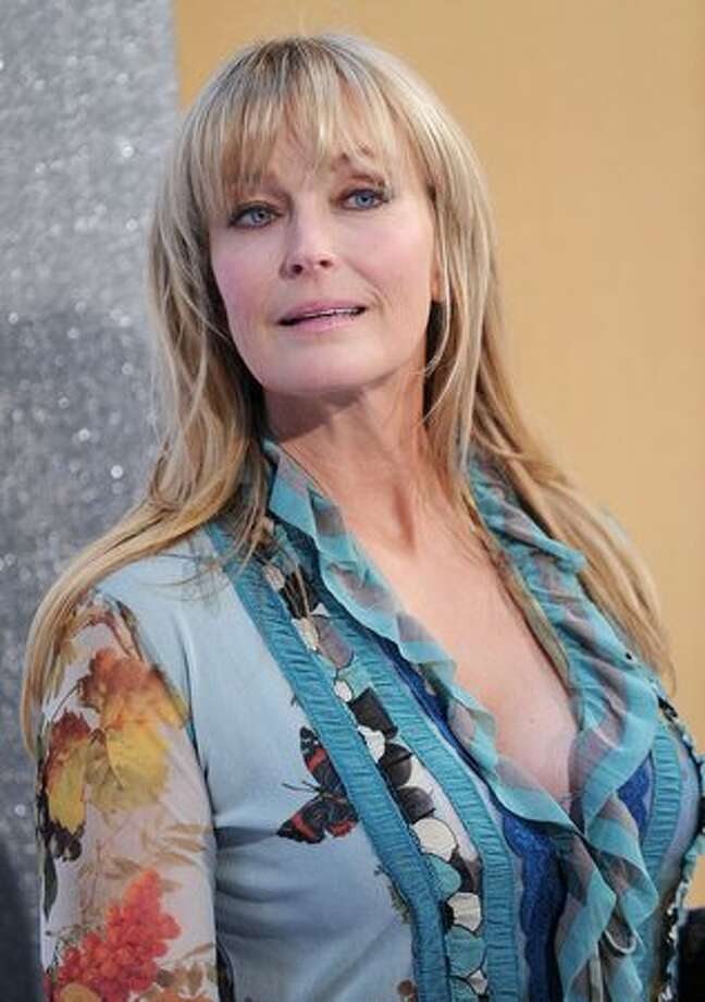 Bo Derek, May 24, 2010, age 53. Photo: Getty Images