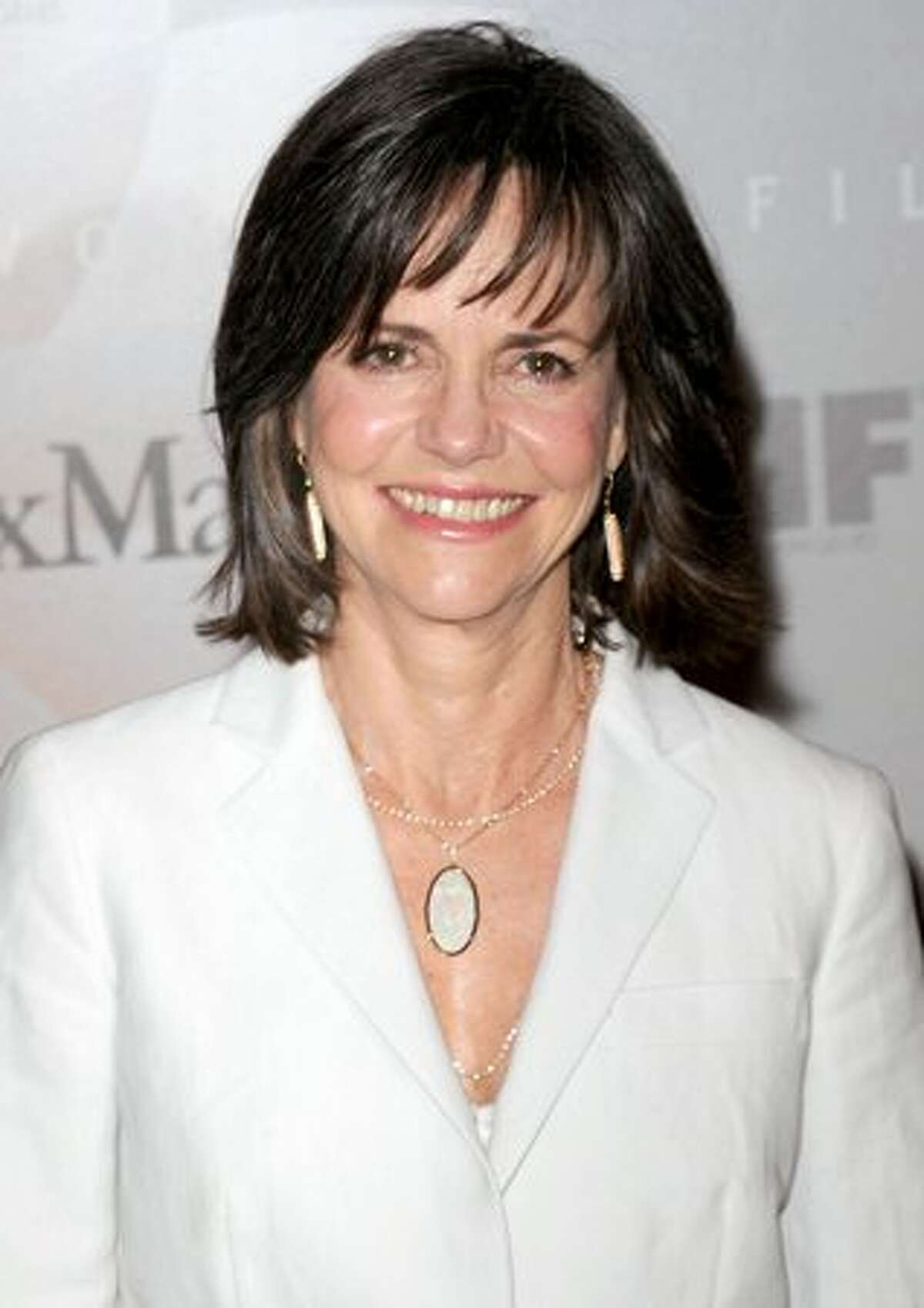 Sally Field, June 1, 2010, age 63.
