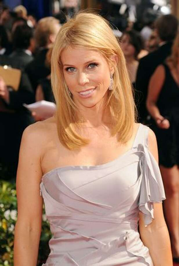 Actress Cheryl Hines arrives. Photo: Getty Images