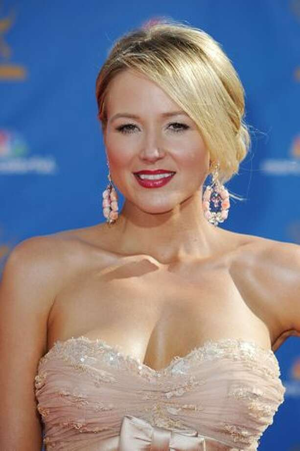 Musician Jewel arrives. Photo: Getty Images