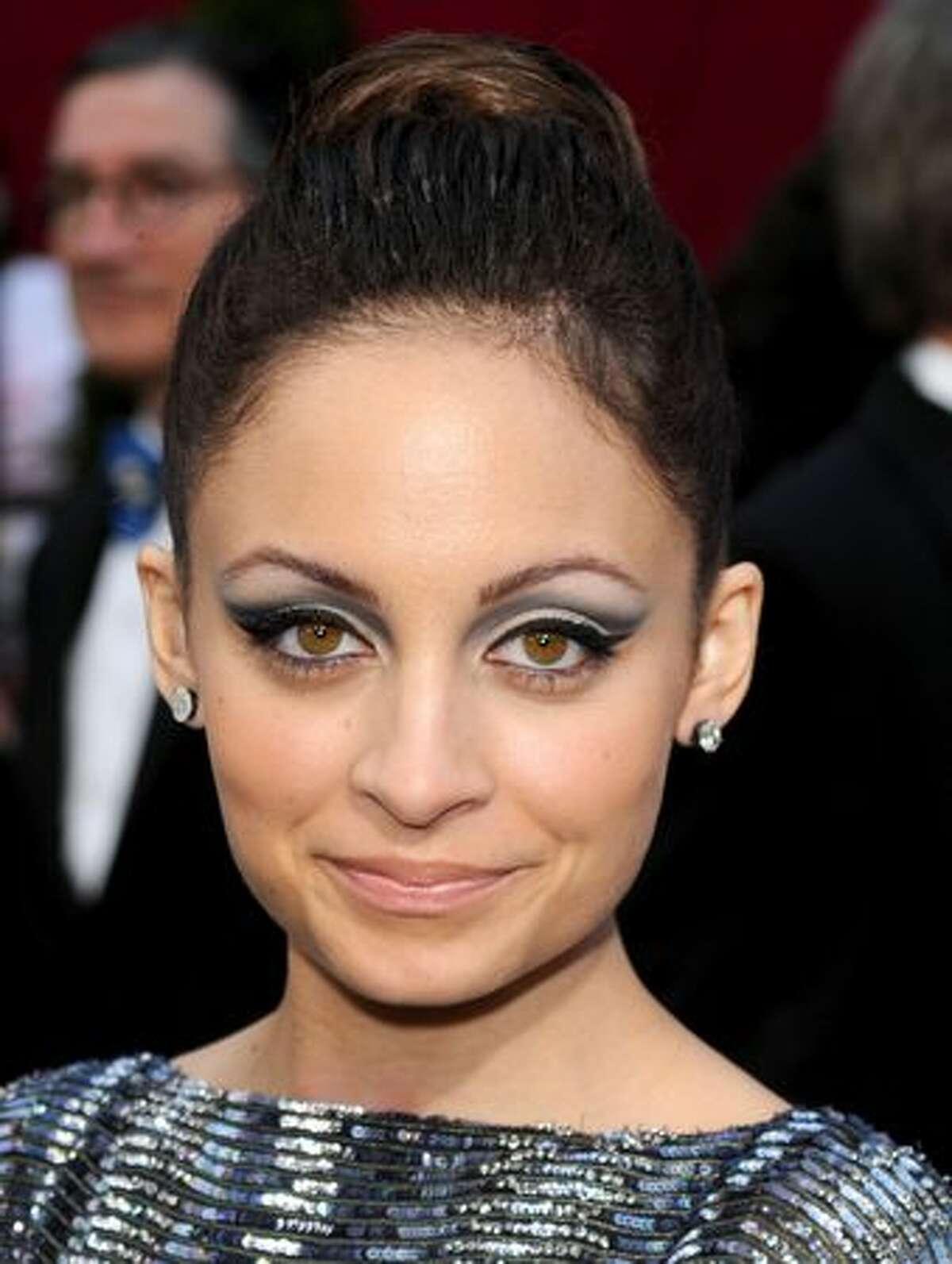 Nicole Richie arrives at the 82nd Annual Academy Awards held at Kodak Theatre in Hollywood, California.