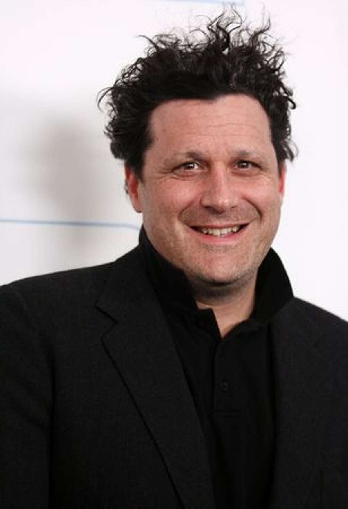 Fashion designer Isaac Mizrahi attends Bravo's 2010 Upfront Party at Skylight Studio in New York City.