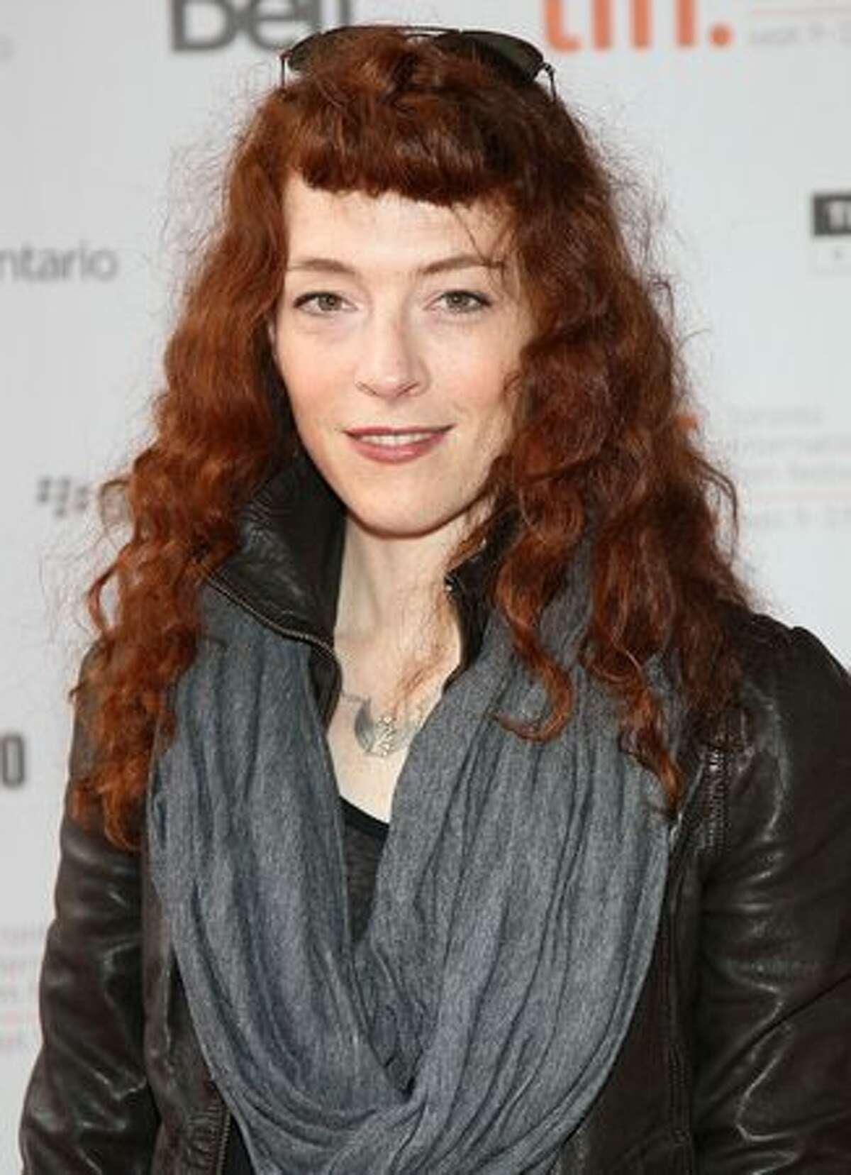 Musician Melissa Auf der Maur attends the