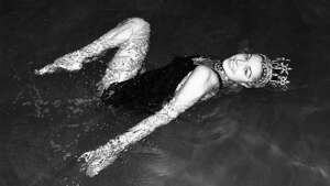 """Esther Williams (1921 - ), competitive swimmer around whom Hollywood fashioned a niche genre -- the aquatic musical.  Notable roles in the decade:  Annette Kellerman in """"Million Dollar Mermaid"""" (1952), Katie Higgins in """"Dangerous When Wet"""" (1953).  Trivia:  Williams probably would have competed in two Olympics had it not been for World War II, which cancelled the games in 1940 and '44."""