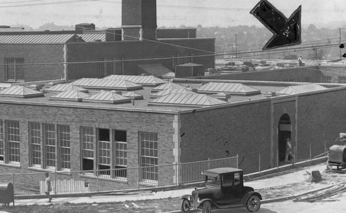 Roosevelt High School, 1926.