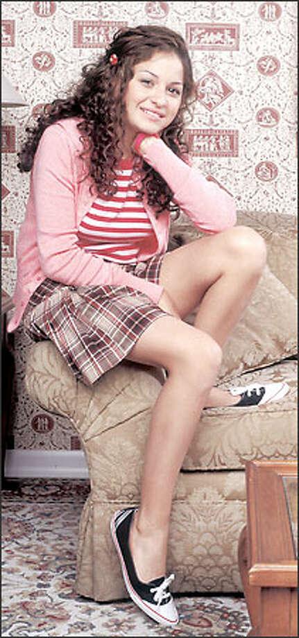 Alia Shawkat plays Maeby Fünke. Photo: Fox