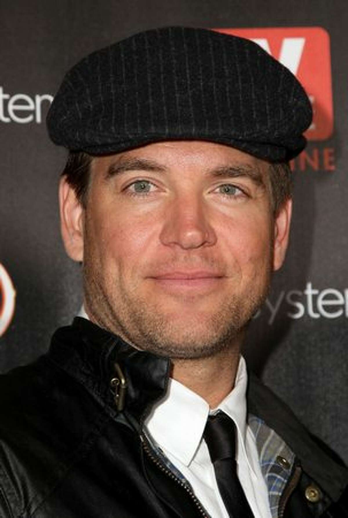 """Actor Michael Weatherly arrives at TV Guide Magazine's """"2010 Hot List"""" Party in Hollywood, California."""