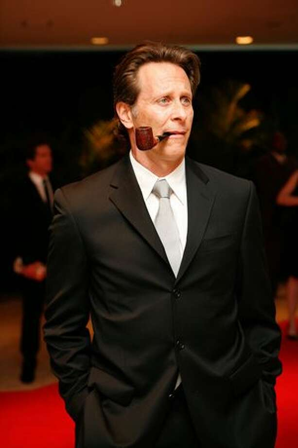 Actor Steven Weber arrives at the White House Correspondents' Association dinner on May 1, 2010 in Washington, D.C. The annual dinner featured comedian Jay Leno and was attended by President Barack Obama and First Lady Michelle Obama. Photo: Getty Images