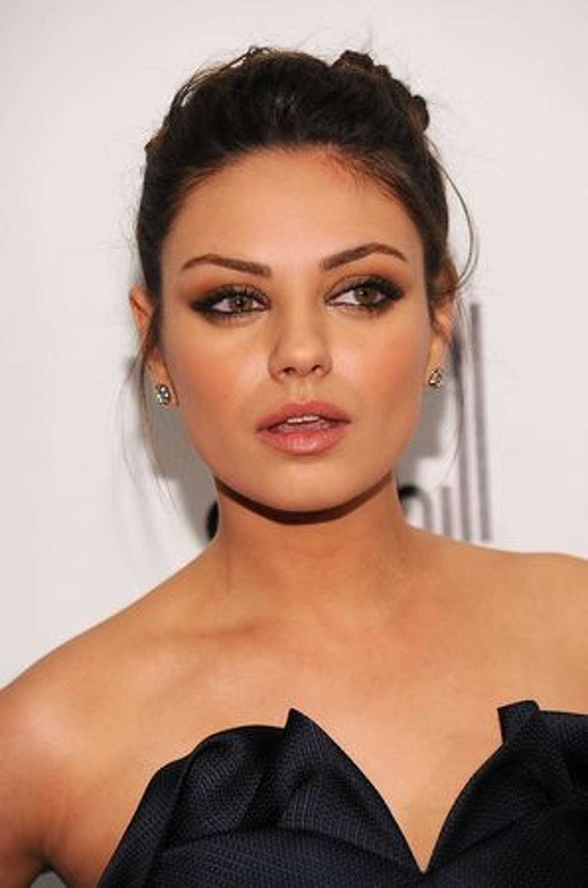 Actress Mila Kunis attends IFP's 20th Annual Gotham Independent Film Awards in New York City.