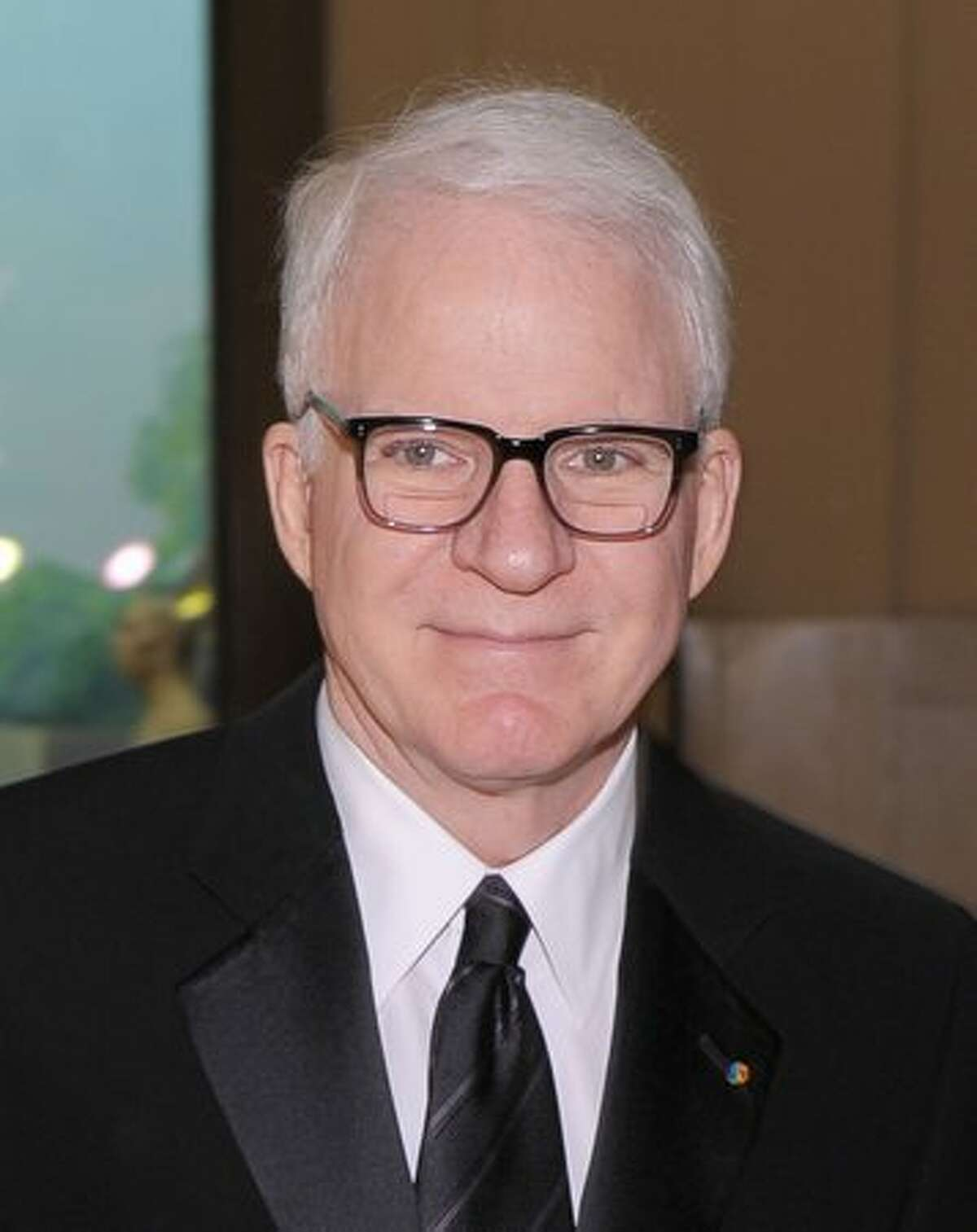 Actor Steve Martin attends the American Museum of Natural History's 2010 Museum Gala at the American Museum of Natural History in New York City.