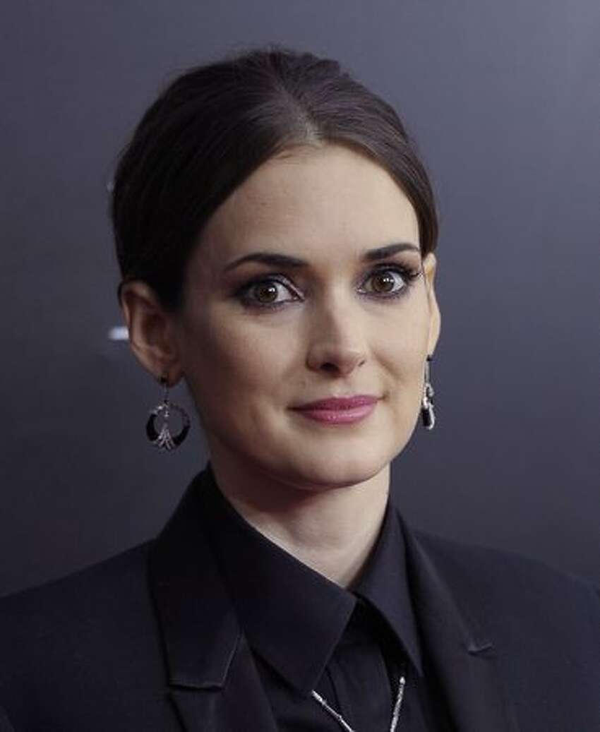 Actress Winona Ryder attends the New York premiere of
