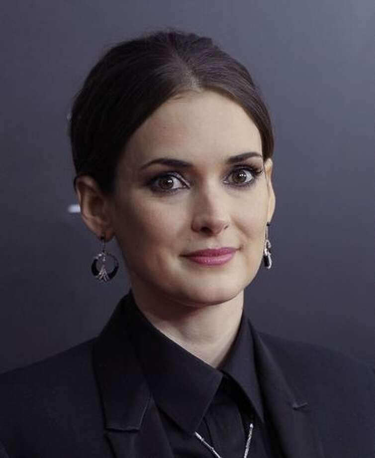 "Actress Winona Ryder attends the New York premiere of ""Black Swan"" at Ziegfeld Theatre in New York City. Photo: Getty Images"