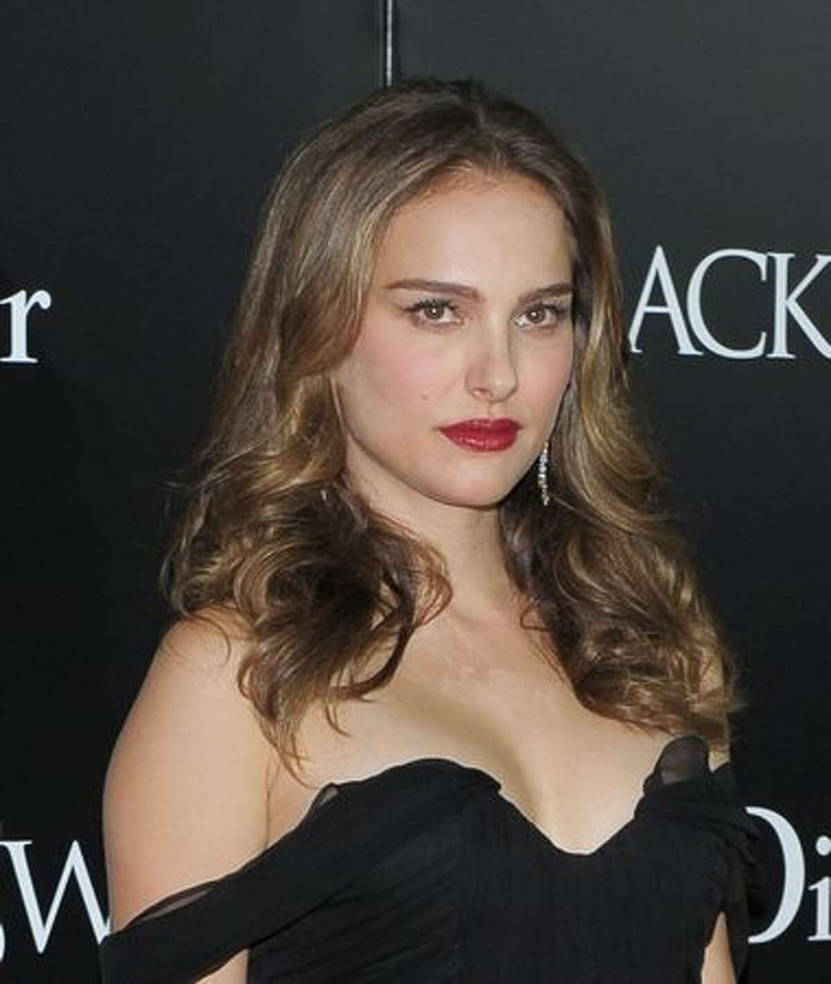 Actress Natalie Portman attends the New York premiere of