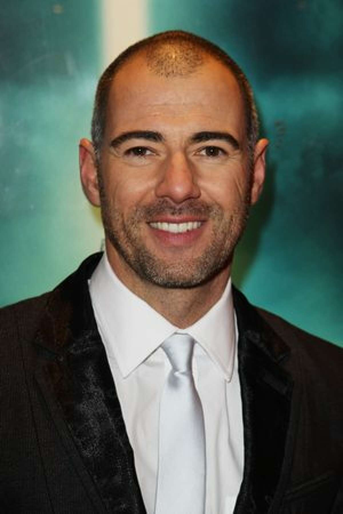 Daniel Simon attends the UK premiere of Tron: Legacy held at The Empire Leicester Square in London, England.