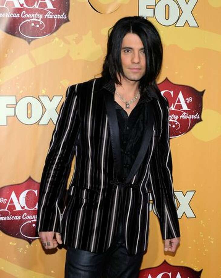 Illusionist Criss Angel   Photo: Getty Images