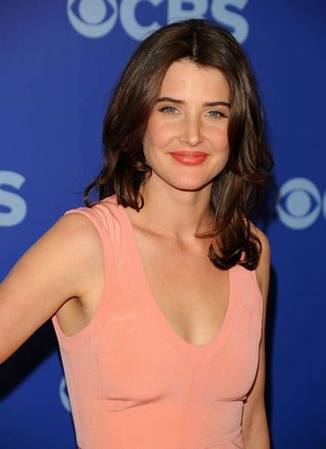 Actress Cobie Smulders attends. Photo: Getty Images