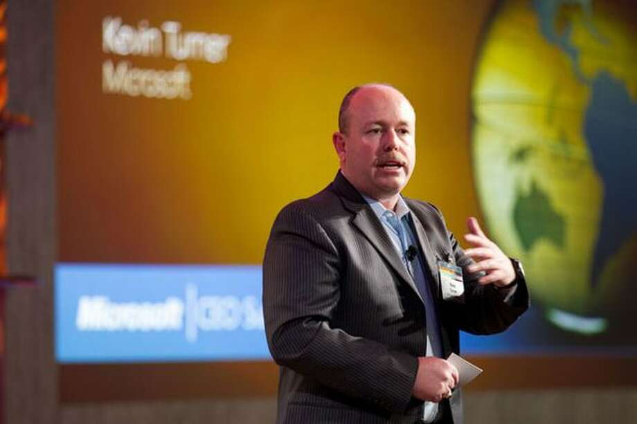 A seemingly safe choice is Kevin Turner, Microsoft's chief operating officer. Odds: 6 to 1. Photo: Microsoft