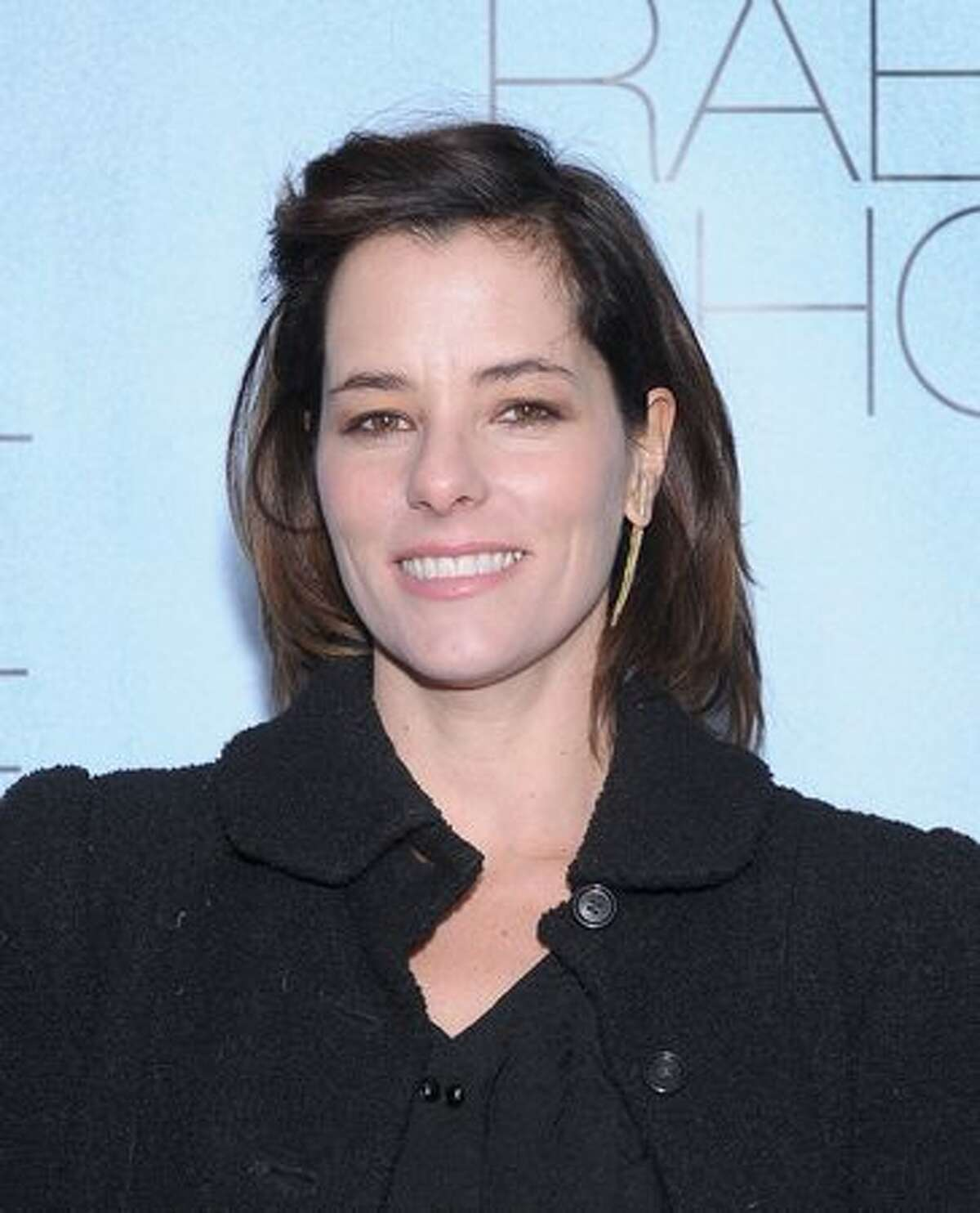 Actress Parker Posey attends the premiere of