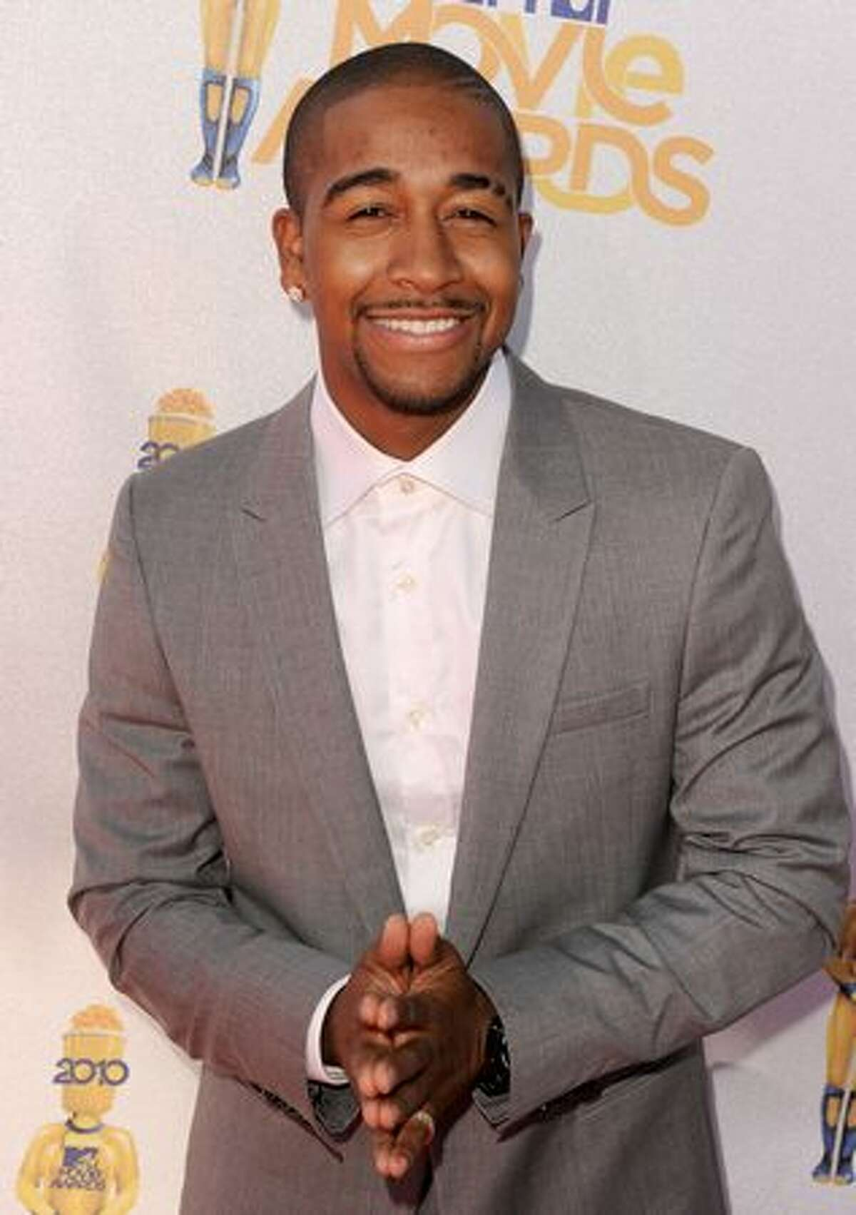 Omarion and Apryl Jones Kid's name: Megaa Omari Grandberry, which sounds like a trendy probiotic beverage.