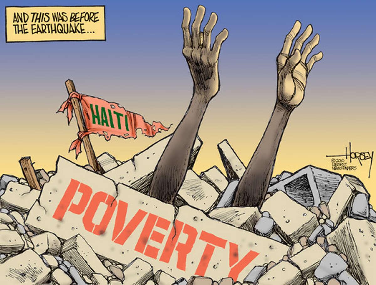 On Haiti ...