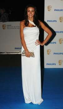 Actress Michelle Keegan   Photo: Getty Images
