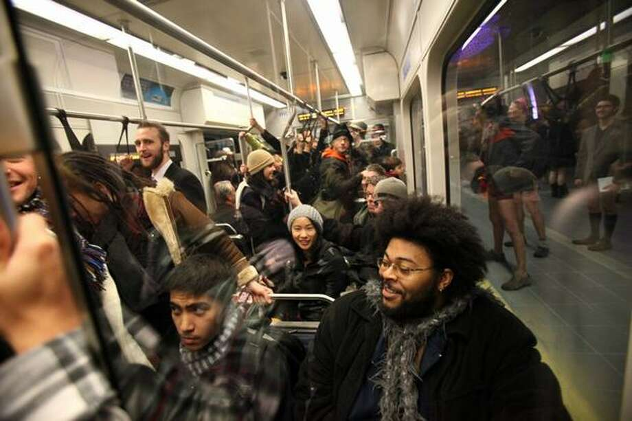 Click through the gallery above to see Seattle's neighborhoods ranked by Walk Score's transit scores. Photo: Joshua Trujillo, Seattlepi.com