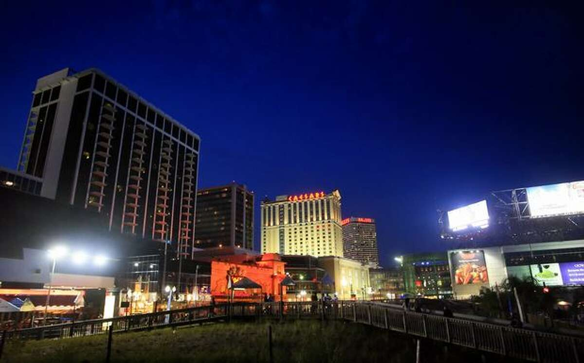 No. 90: Atlantic City, N.J. Here, the boardwalk in Atlantic City is pictured on Aug. 17, 2010, after the 11 casinos there reported a 22.6 percent decline in gross operating profits for the second quarter of the year.