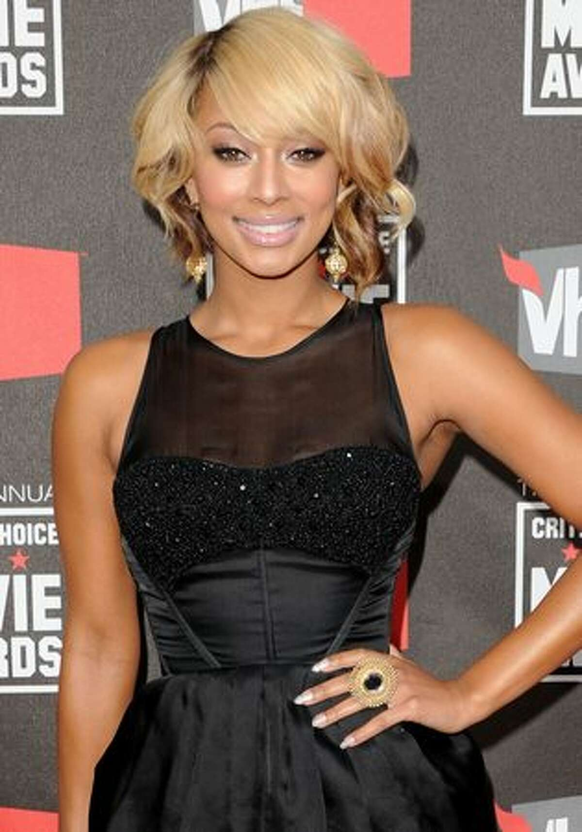 Singer Keri Hilson arrives at the 16th annual Critics' Choice Movie Awards at the Hollywood Palladium in Los Angeles on Friday, Jan. 14, 2011.