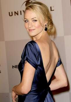 Actress Yvonne Strahovski   Photo: Getty Images
