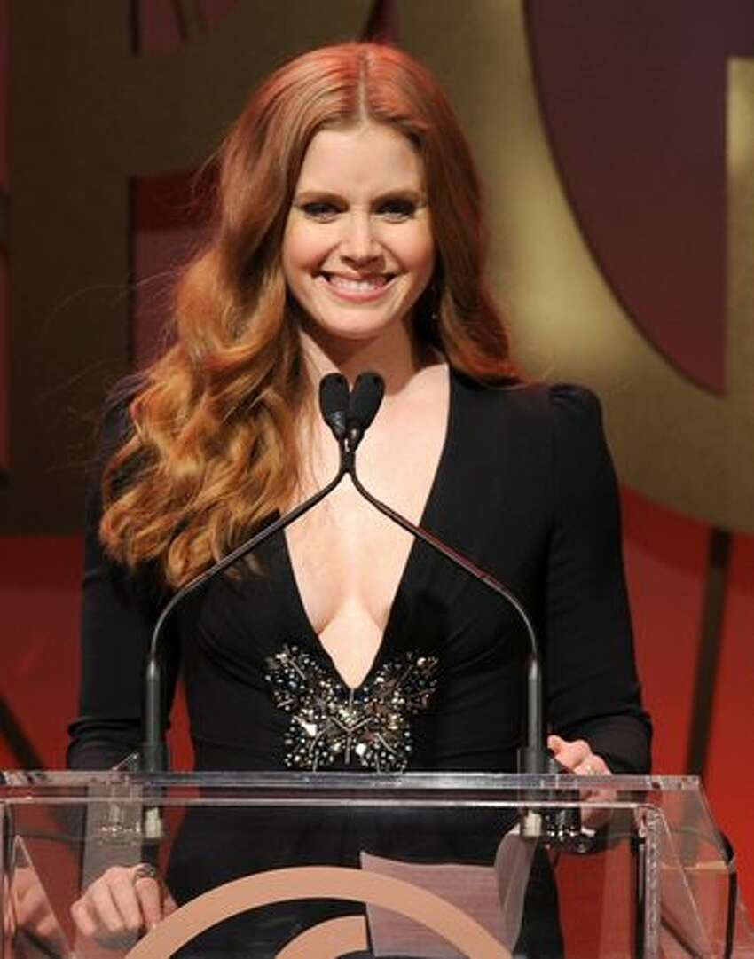 Amy Adams, nominated for best supporting actress for