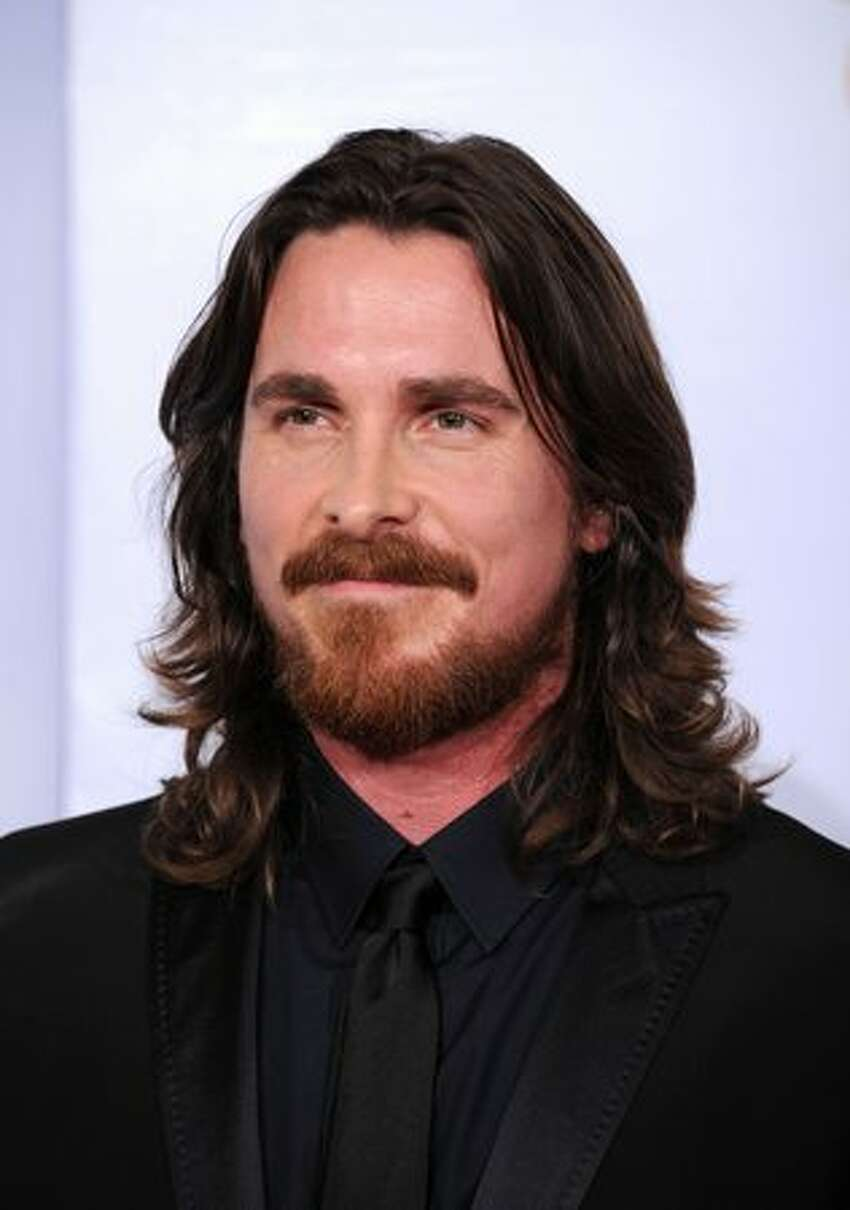 Christian Bale, nominated for best supporting actor for