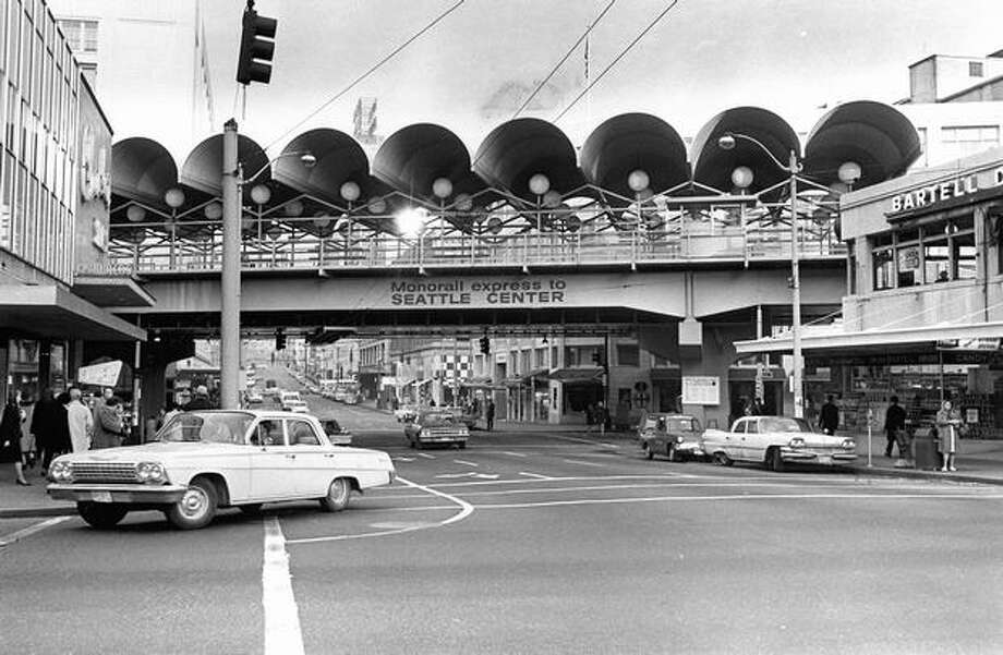 The Westlake terminal, 1968. Photo: P-I File