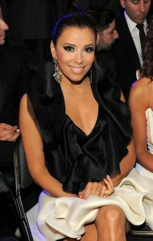 """Desperate Housewives"" star Eva Longoria is in the Obama camp. But she had to apologize this week for retweeting a vulgar message about Romney on her Twitter account. Photo: Getty Images"