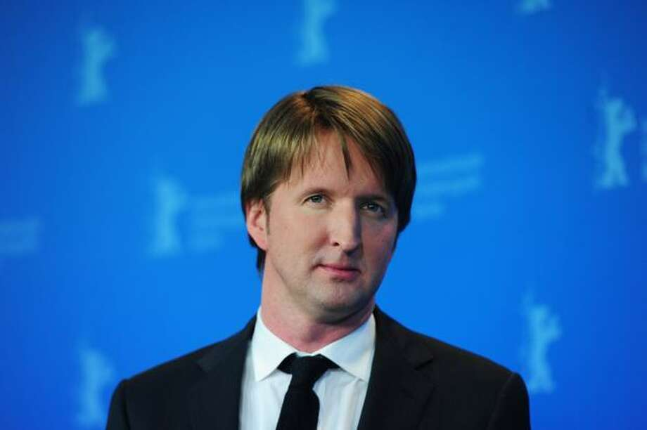 "British director Tom Hooper poses for photographers during a photocall for the movie ""The King's Speech"" by British director Tom Hooper presented during the international Berlinale film festival. Photo: Getty Images"