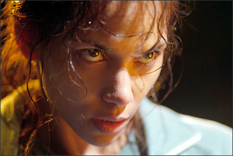 "Halle Berry stars in ""Gothika,"" which opens Friday. Photo: Warner Brothers"