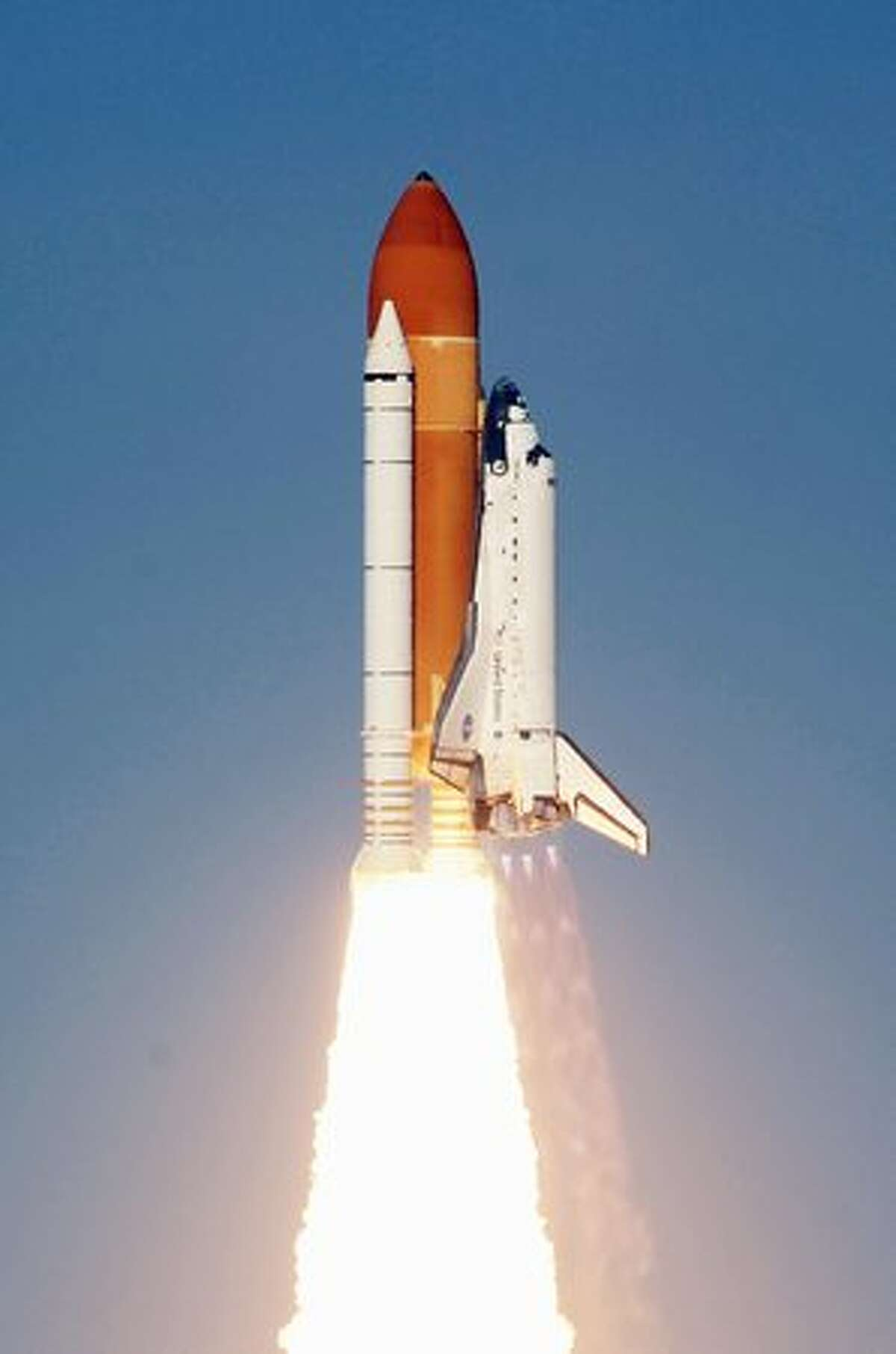 The space shuttle Discovery lifts off Feb. 24 from Kennedy Space Center in Florida on a mission to the International Space Station. It is be the 39th and final flight for Discovery.
