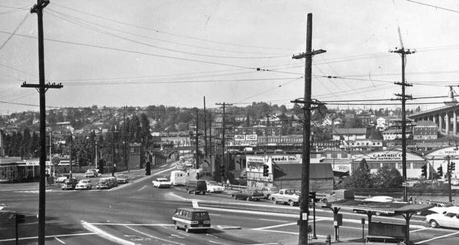 Fremont, June 1964. Photo: P-I File