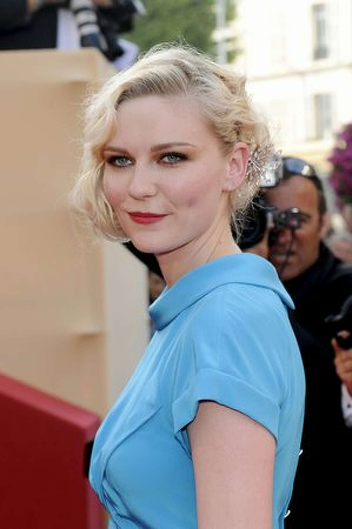Kirsten Dunst, May 23, 2010, age 28.