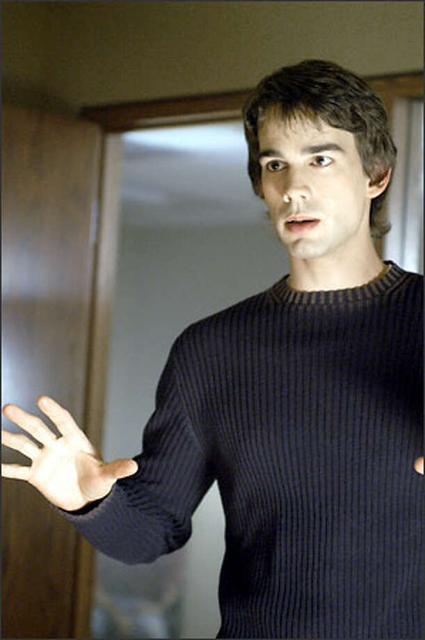"Christopher Gorham stars as ""Jake Foley""  in ""Jake 2.0"" on UPN (KSTW/11), Wednesdays at 9 p.m. Pacific. Photo: UPN"